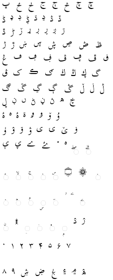 letter hah with hamza above